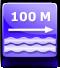 distanza spiaggia : circa 100 metri