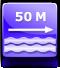 distanza spiaggia : circa 50 metri