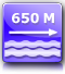 distanza spiaggia : circa 650 metri