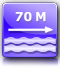 distanza spiaggia : circa 70 metri