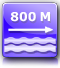 distanza spiaggia : circa 800 metri