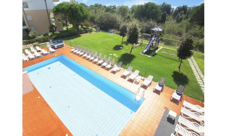 residence BOSCO CANORO: piscina