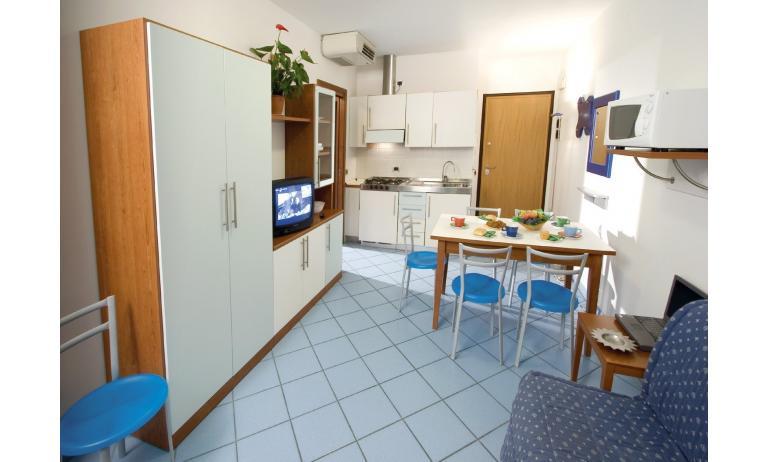 residence BOSCO CANORO: angolo cottura (esempio)
