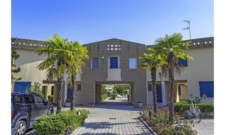Residence GIRASOLI: Eingang