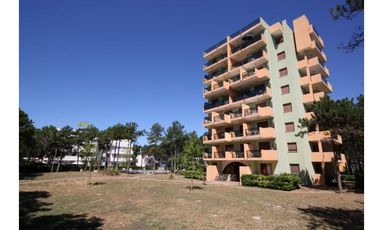 apartmanok CASTELLO: bejárat