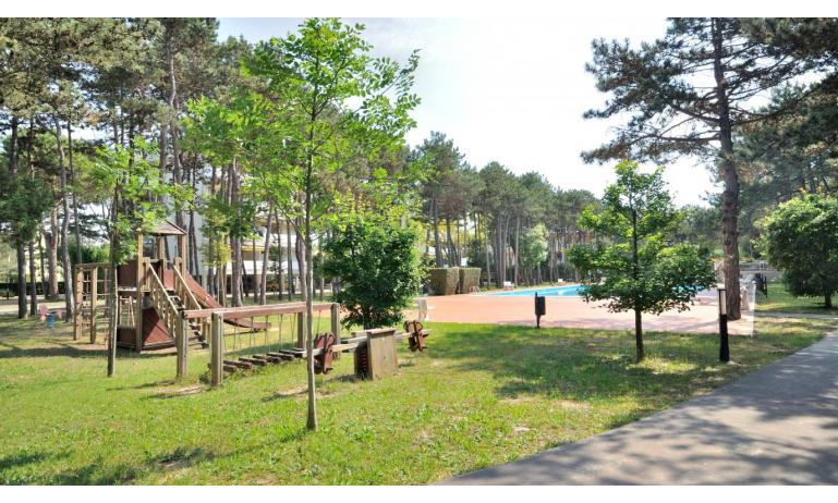 residence SPORTING: area giochi