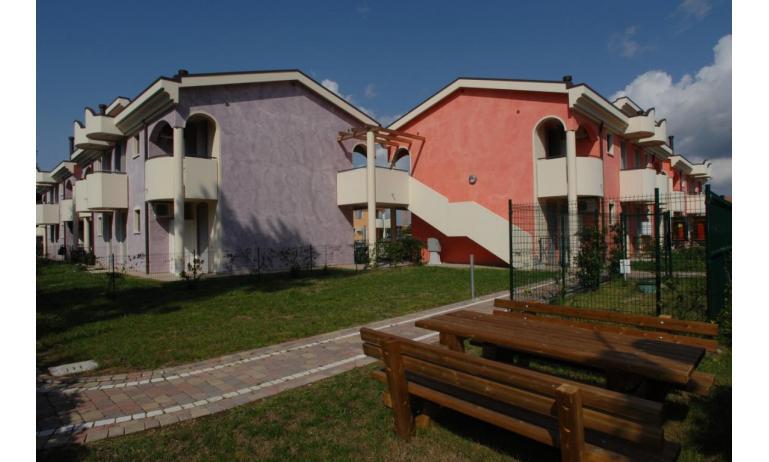 residence TULIPANO: area verde interna