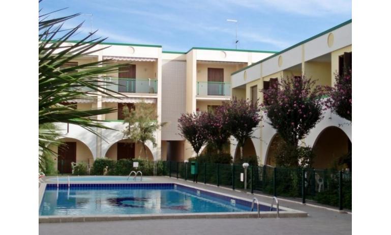 residence LIA: vista esterna del residence