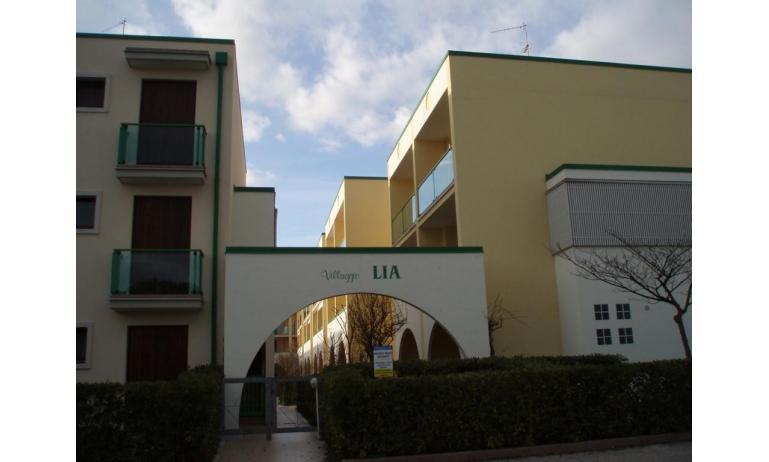 residence LIA: ingresso