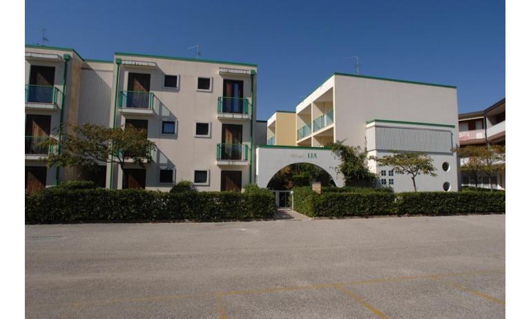 residence LIA: parcheggio