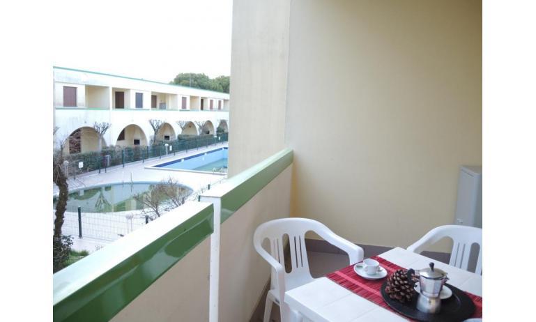 residence LIA: terrazzo al primo piano (esempio)