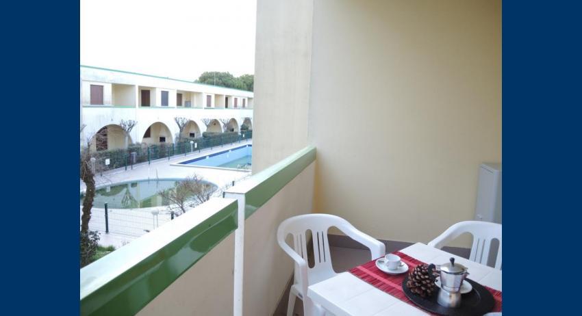 terrasse au premier étage (exemple)