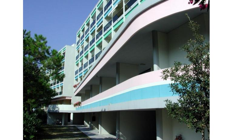 residence LUXOR: parcheggio