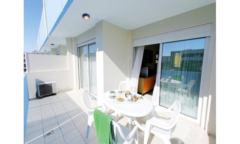 appartamenti MARA: balcone (esempio)