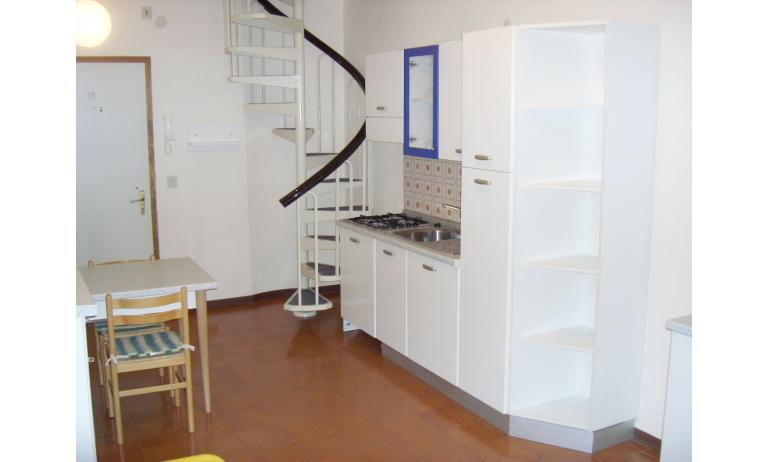 appartamenti BILOBA: angolo cottura (esempio)