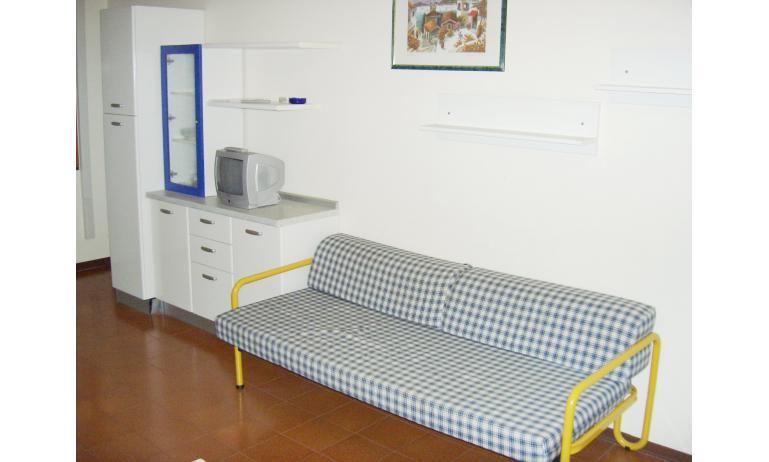 appartamenti BILOBA: soggiorno (esempio)