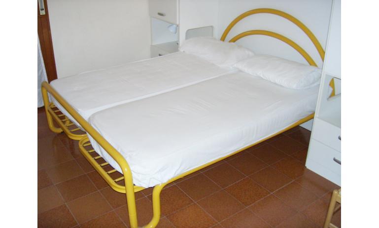 appartamenti BILOBA: camera (esempio)