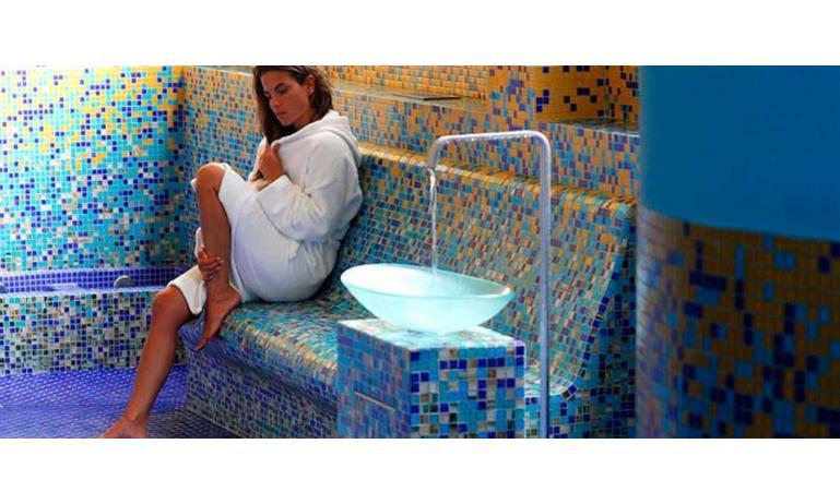 aparthotel ASHANTI: bagno turco