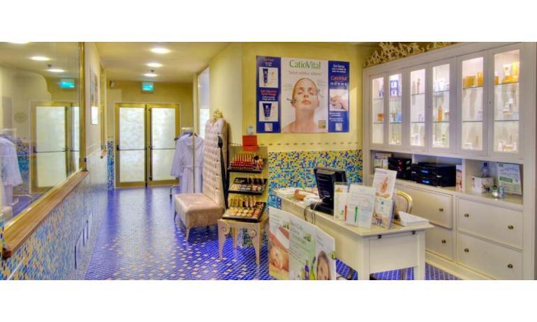 aparthotel ASHANTI: centro estetico