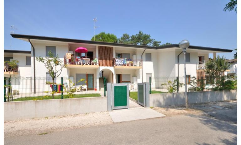appartamenti DELFINO: esterno rinnovato