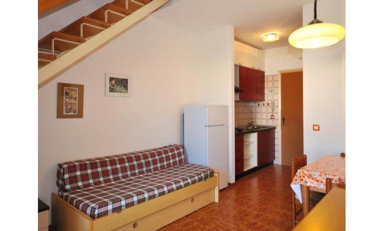 appartamenti ATOLLO: soggiorno (esempio)