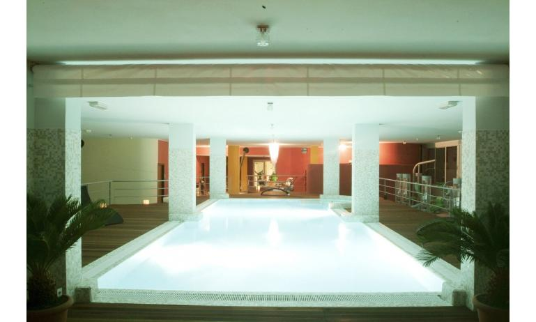 hotel BIBIONE PALACE: wellness centre