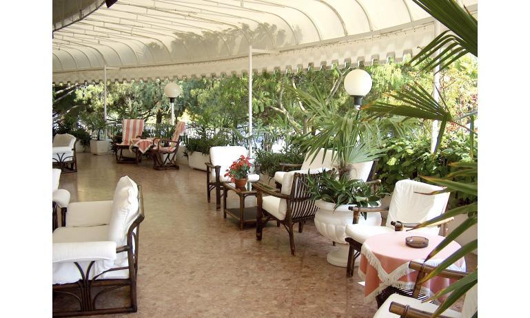 hotel CORALLO: bar terrazza