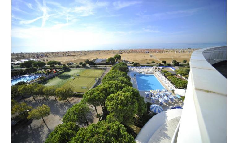 hotel CORALLO: vista panoramica