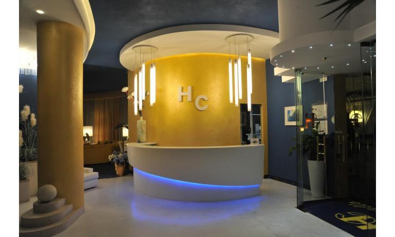 hotel CORALLO: ricevimento