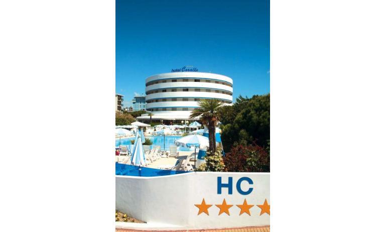 hotel CORALLO: esterno hotel