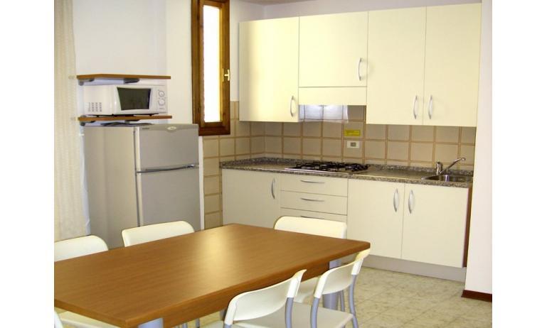 appartamenti VEGA: angolo cottura (esempio)