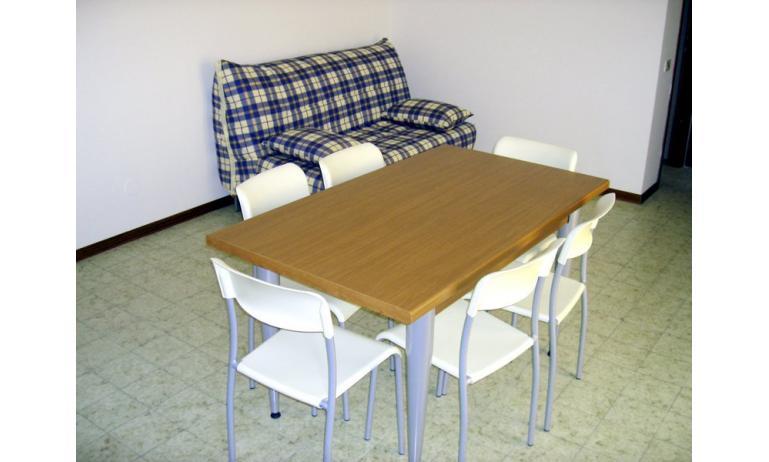 appartamenti VEGA: soggiorno (esempio)