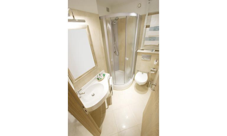 hotel KATJA: bagno (esempio)