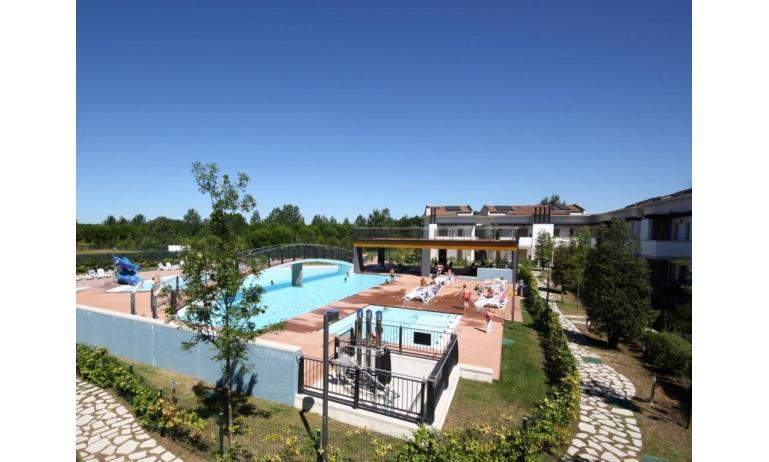 Residence EVANIKE: Panoramablick