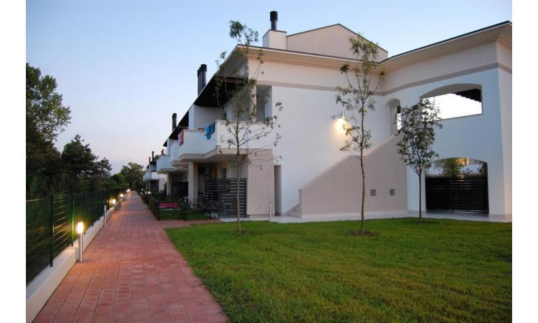 residence EVANIKE: giardino comune