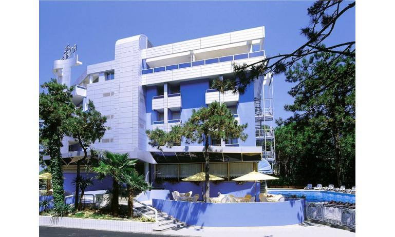 hotel ALEMAGNA: esterno con piscina