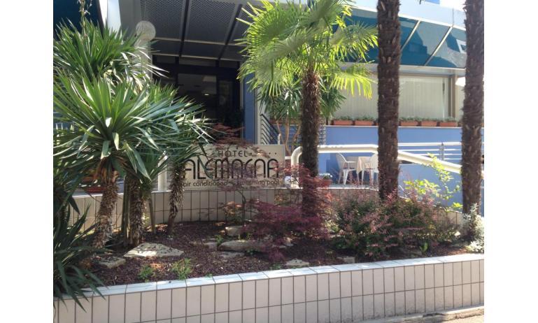 hotel ALEMAGNA: entrata