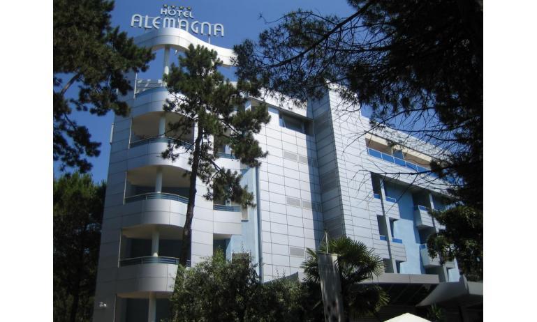 hotel ALEMAGNA: esterno hotel