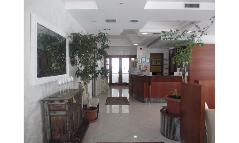 hotel ALEMAGNA: ricevimento