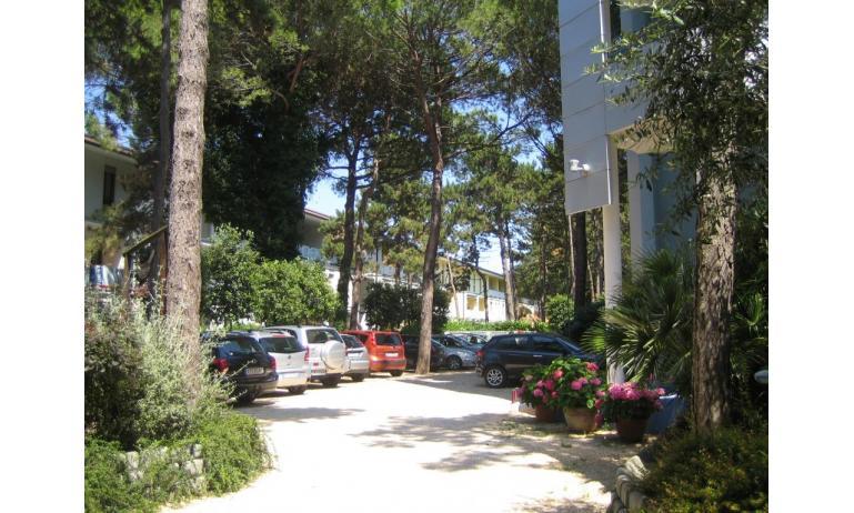 hotel ALEMAGNA: parcheggio