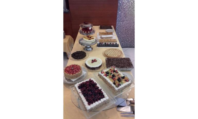 hotel ALEMAGNA: buffet