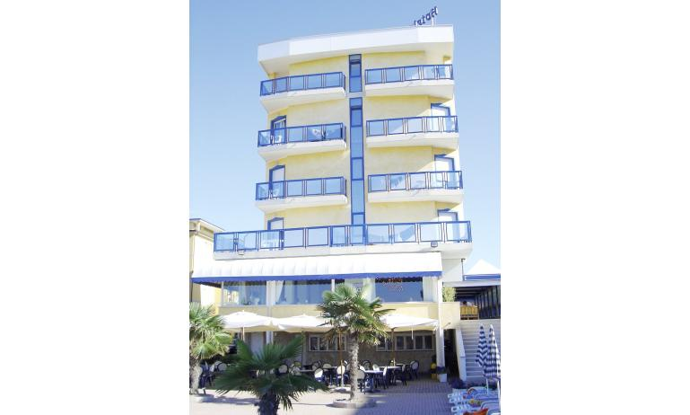 hotel BELLEVUE: esterno