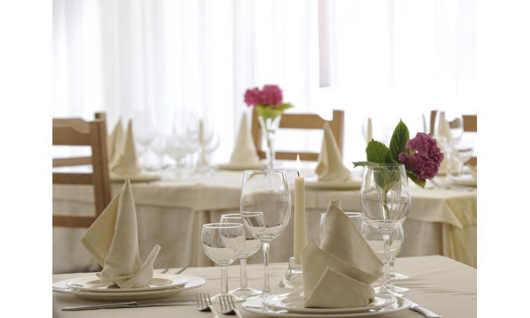 hotel DANIELI: sala ristorante