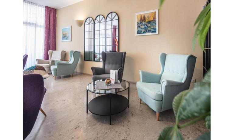 hotel DANIELI: salone