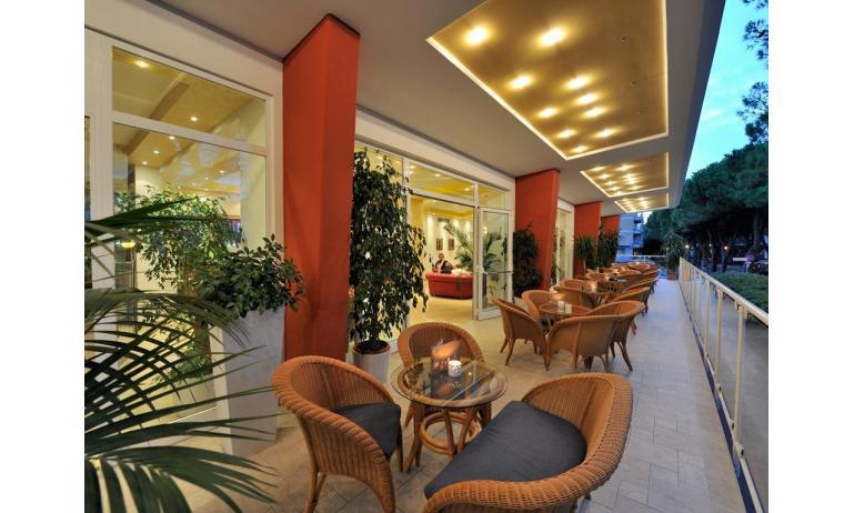 hotel BEMBO: bar terrazza