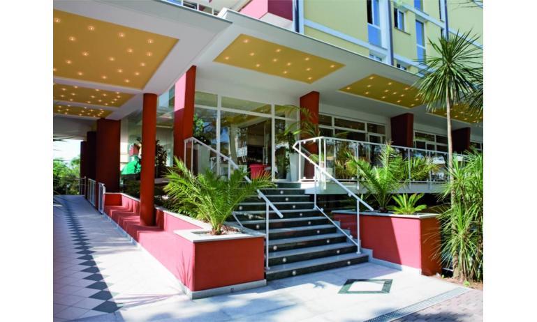 hotel BEMBO: ingresso