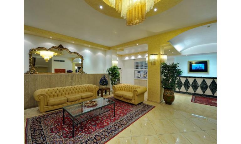 hotel BEMBO: ricevimento