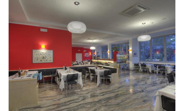 hotel FIRENZE: sala ristorante