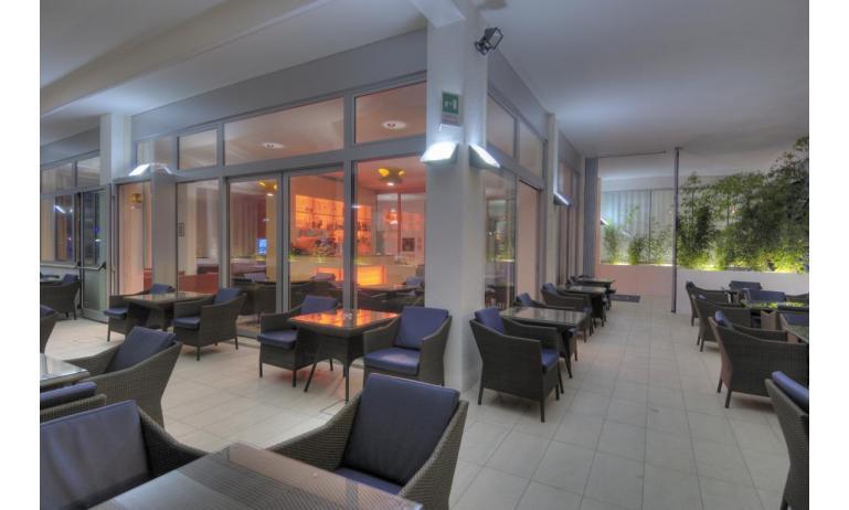 hotel FIRENZE: terrazza