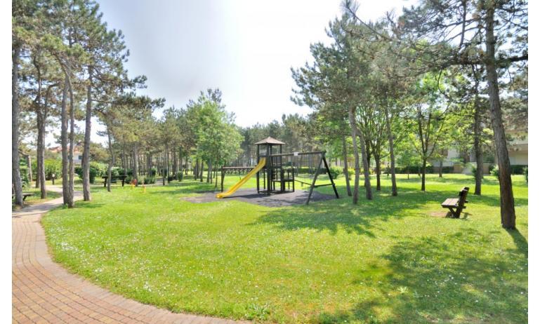 Residence LIDO DEL SOLE 1: Gemeinschaftsgarten